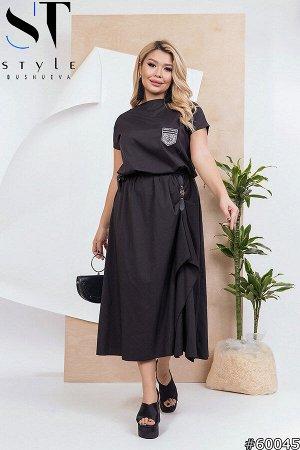 Платье 60045