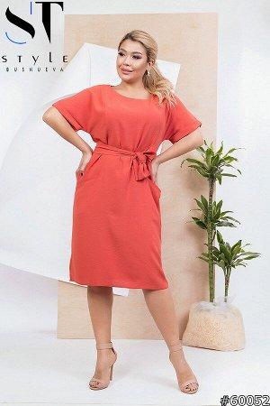 Платье 60052