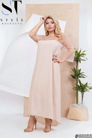 Платье 60033