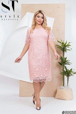 Платье 60035