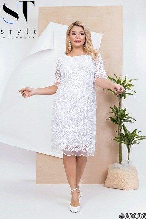 Платье 60036