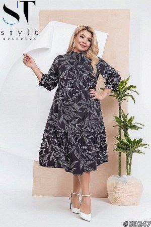 Платье 59247
