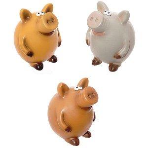 "Копилка ""Свинка"", L11 W8,5 H11см, 3в"