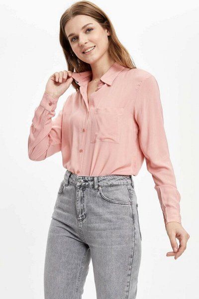 Defacto. Снова вместе. — Рубашки, блузки, туники — Рубашки