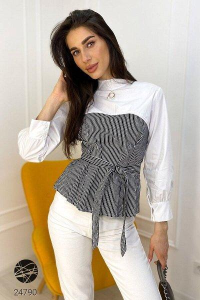 ТМ ФАСОН-98 Новинки ЛЕТА🌺 — Рубашки и блузы — Блузы