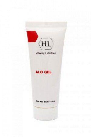 ALO gel Гель алоэ ALO gel. Многофункциональный насыщенный препарат с приятным ароматом. Подходит для всех типов кожи. Одинаково любим мужчинами и женщинами. Часто используется как увлажняющее и восста