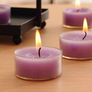 Ароматизированные чайные свечи 12 шт