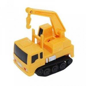 Индуктивная машинка INDUCTIVE CAR строительная техника №1