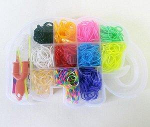 Набор для плетения Loom Bands Слоник