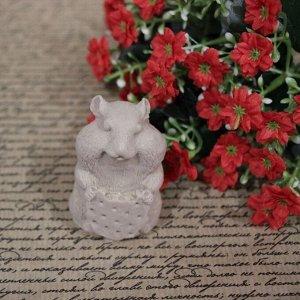 """Натуральное мыло ручной работы Sakura """"Хомяк"""" с ароматом лемонграсс"""