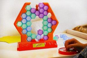 Настольная игра «Пчёлка в улье» (без упаковки)