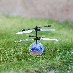 Игрушка «Летающий шар со светом» (без упаковки)
