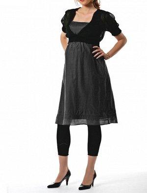 Платье для беременных, антрацит
