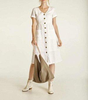 Платье, белое