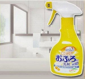 Чистящее средство для ванной комнаты (с ароматом цитрусовых) 400 мл