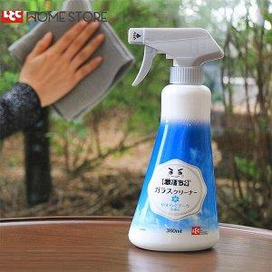 Пенящийся спрей для СТЕКОЛ с ароматом цветочного букета (антибактериальный эффект) 380 мл