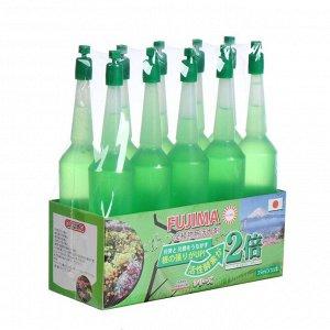 Удобрение Японское FUJIMA для всех типов растений, зелёный, 35 мл, 10 шт (набор)