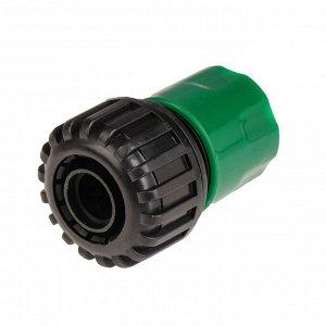 """Коннектор, 3/4"""" (19 мм), рр-пластик"""