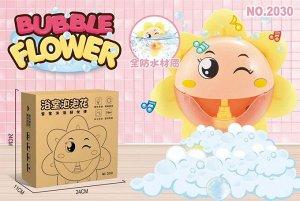 Игрушка для пускания пузырей Цветок