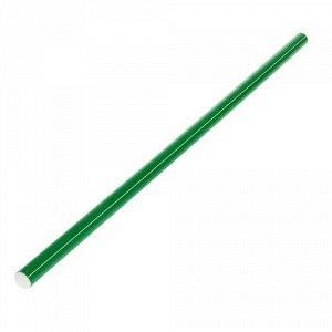 Палка гимнастическая 70 см. цв. зеленый