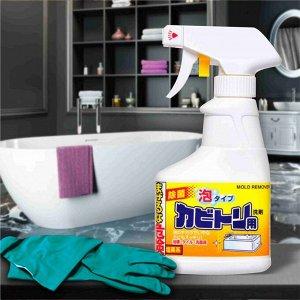 """Пена чистящая для ванны """"Rocket Soap"""", 300 мл"""