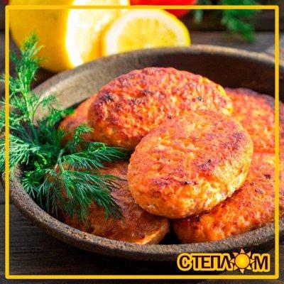 ☀SEAZAM✔*Лучшее для Вашего ужина!✔ Рыба, Курица, мясо! — ☀ФАРШ рыбный, мясной, куриный! — Рыбные