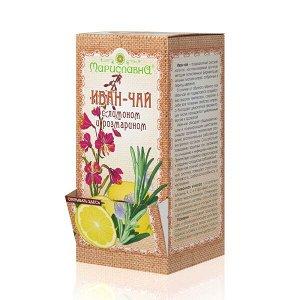 «Иван-чай с лимоном и розмарином» в фильтр-пакетах НОВИНКА!