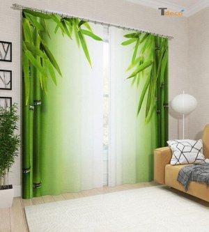 Листья бамбука. Размер 3х2,6м.