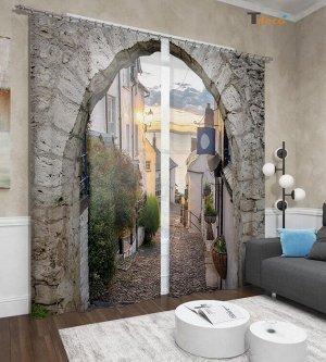 Каменная арка. Размер 3х1,6м.
