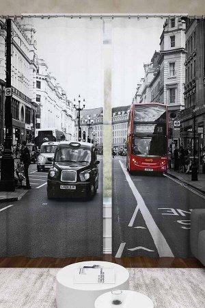 Классика Лондона. Размер 3х2,6м.