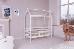 Кровать детская DreamHome (белый) KR-0037