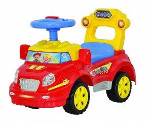 "Машина для катания детей Толокар ""CHILOK BO"" 376 (синий)"