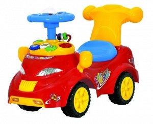 """Машина для катания детей Толокар """"CHILOK BO"""" 378 (красный)"""