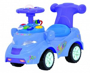 "Машина для катания детей Толокар ""CHILOK BO"" 378 (синий)"