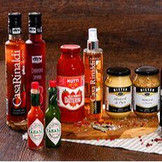 #ВкуснаяЕда-12. Азия & Европа в одном заказе! — Соусы и заправки — Соусы и кетчупы