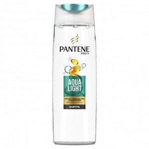 PANTENE Легкий питательный шампунь Aqua Light 400мл
