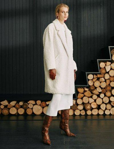 KOTON - Джинсы и футболки! — Пальто — Демисезонные пальто