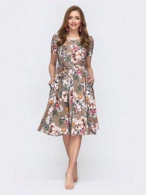 Платье 32586