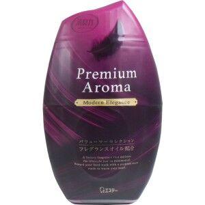 "126620 ""ST"" ""Shoushuuriki"" Жидкий дезодорант – ароматизатор для комнат с элегантным ароматом бергамота и жасмина 400 мл 1/18"