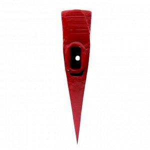 Топор кованый LOM, 1000 г, металлическая обрезиненная рукоятка