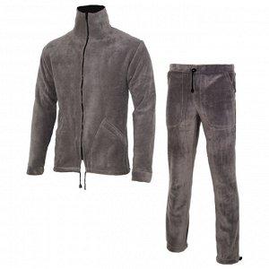 Куртка демисезонная Huntsman Байкал (60-62р, серый, тк.Флис)