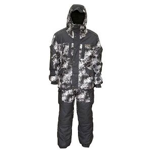 Костюм зимний Huntsman Ангара -30°С (44-46р, MU-1W/серый, тк.Алова)