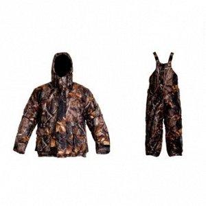 Костюм зимний Huntsman Буран-М -30*С (44-46р, темный лес, тк.Алова)