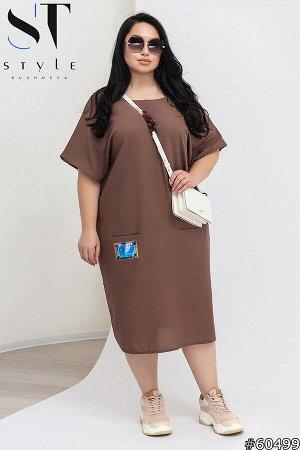 Платье 60499