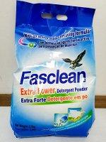 Концентрированный стиральный порошок Fasclean 2,5кг
