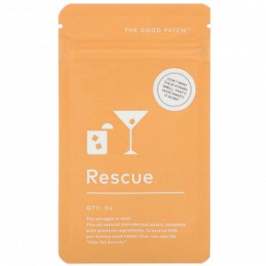 The Good Patch, Rescue, 4 Patches