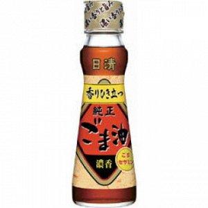 Кунжутное масло Nissin Oilio, 130 гр. Япония