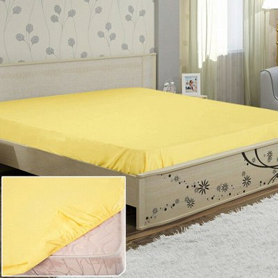 2 - S&J – стильное постельное белье! Текстиль для дома!  — Простыни на резинке — Простыни