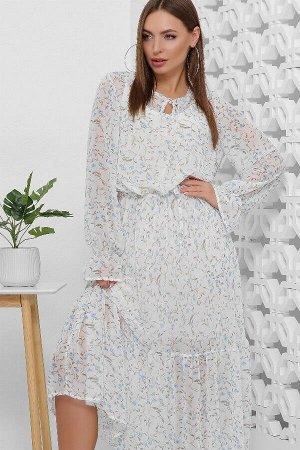 Платье 1860 белый