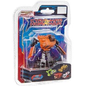 "Трансформер мет. робот-самоосвал, серия ""Стальная команда"", CRD 12,5х17,5х5 см, арт.ZYK-K2602-4."
